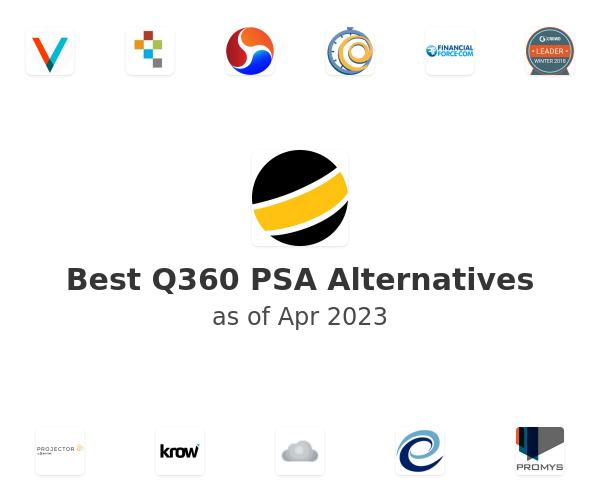 Best Q360 PSA Alternatives