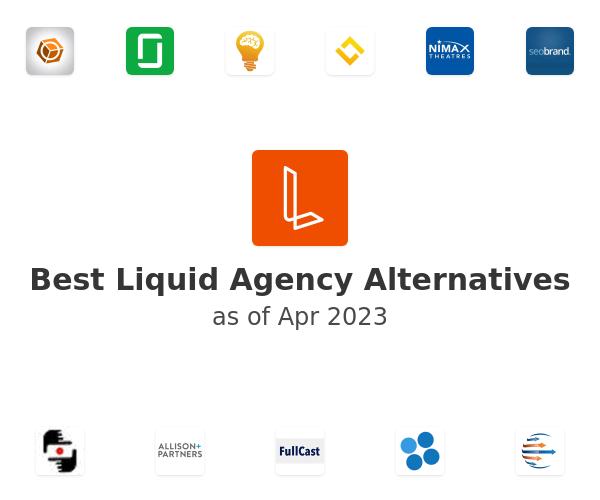 Best Liquid Agency Alternatives