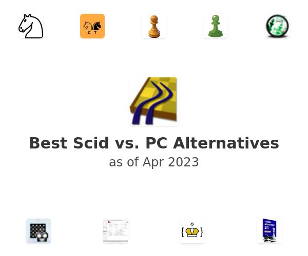 Best Scid vs. PC Alternatives