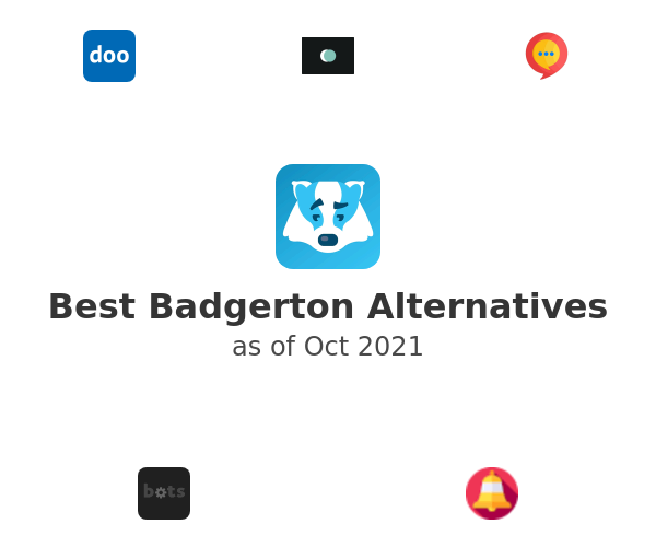 Best Badgerton Alternatives
