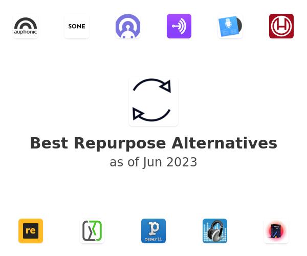 Best Repurpose Alternatives