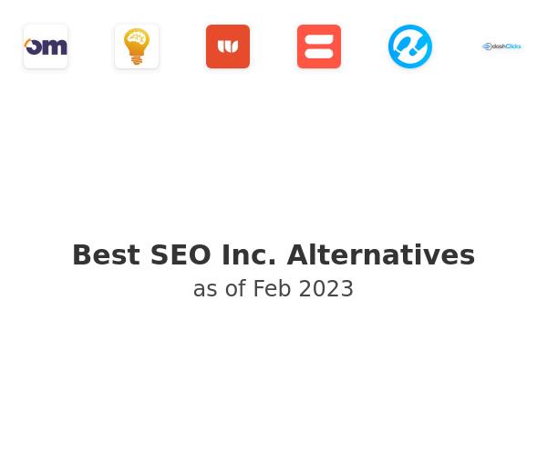 Best SEO Inc. Alternatives