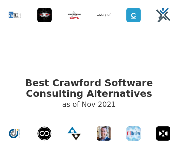 Best Crawford Software Consulting Alternatives