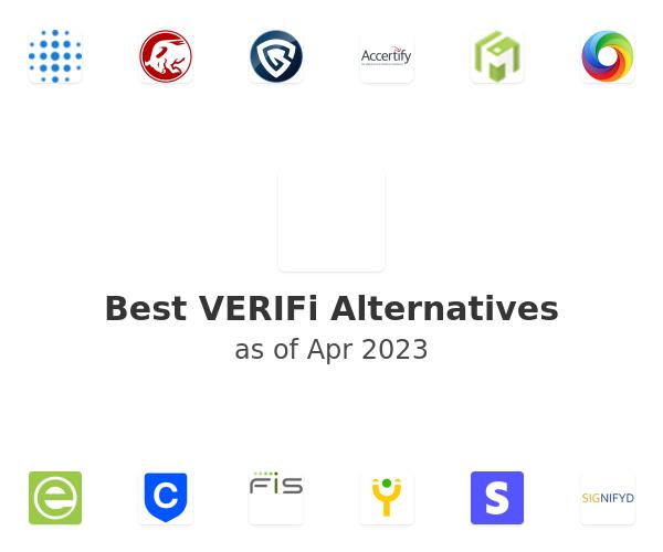 Best VERIFi Alternatives