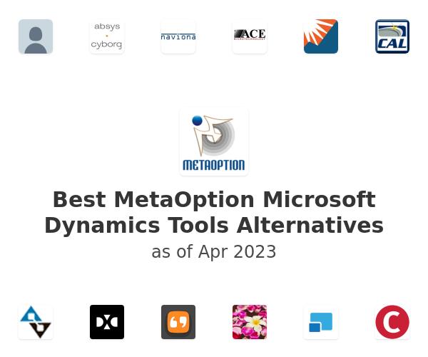 Best MetaOption Microsoft Dynamics Tools Alternatives