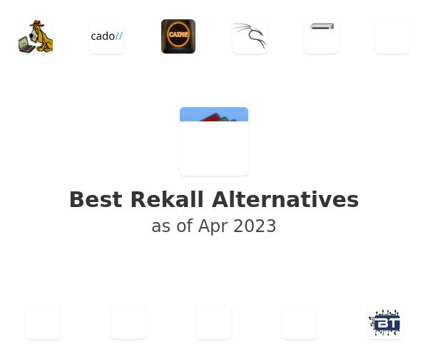 Best Rekall Alternatives