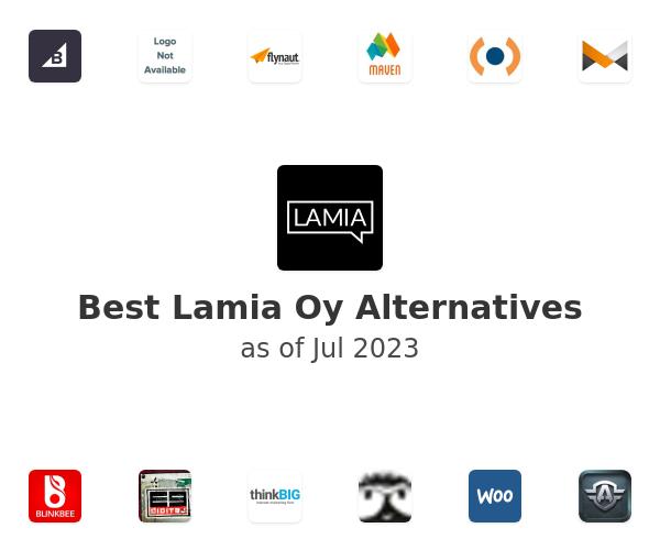 Best Lamia Oy Alternatives