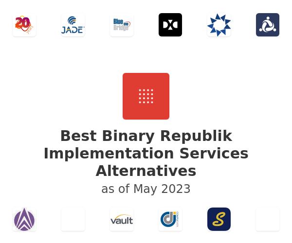 Best Binary Republik Implementation Services Alternatives
