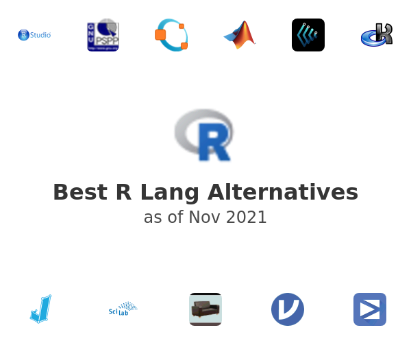 Best R Lang Alternatives