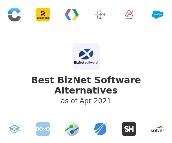 Best BizNet Software Alternatives
