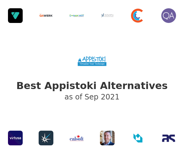 Best Appistoki Alternatives