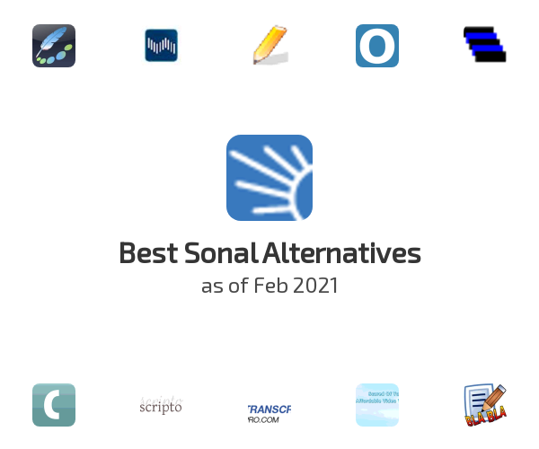 Best Sonal Alternatives