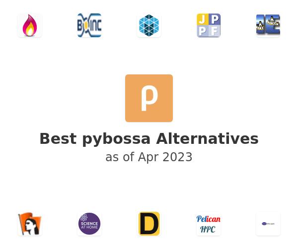 Best pybossa Alternatives