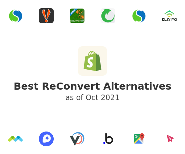 Best ReConvert Alternatives