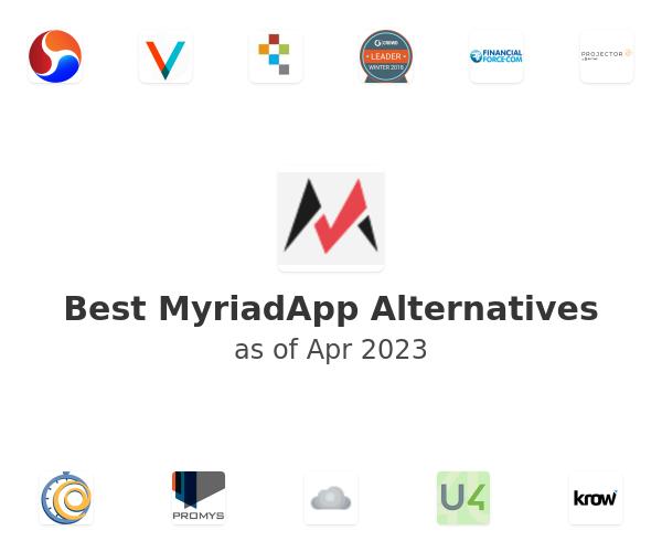 Best MyriadApp Alternatives