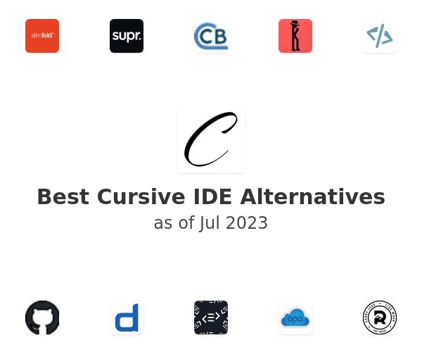 Best Cursive IDE Alternatives