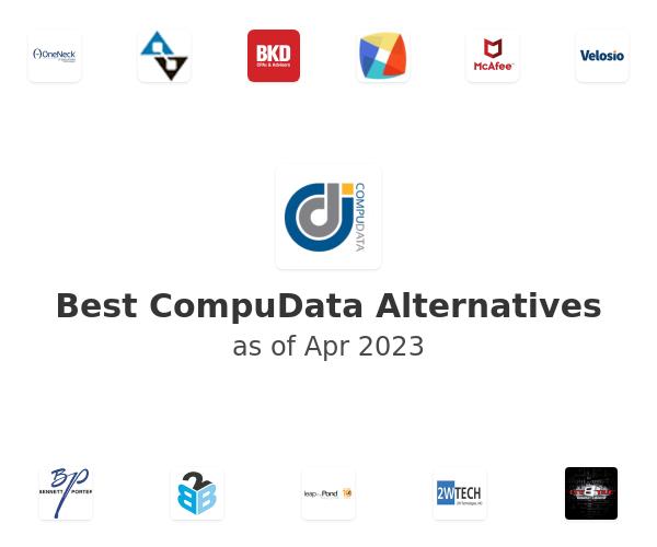 Best CompuData Alternatives