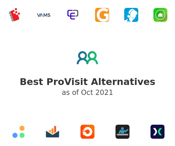 Best ProVisit Alternatives