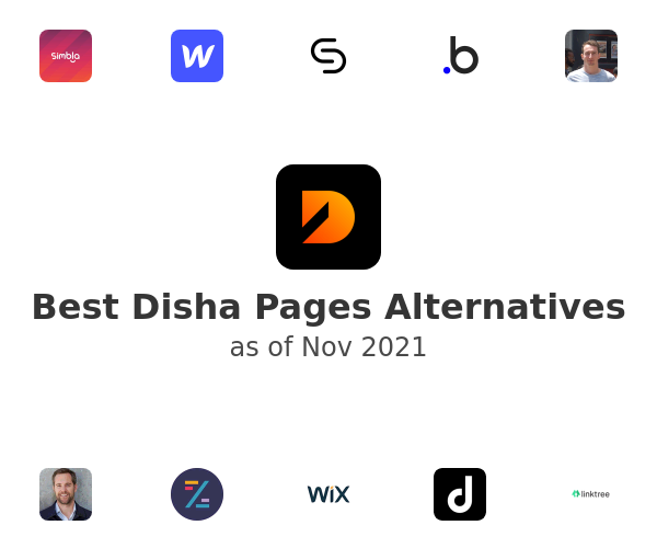 Best Disha Pages Alternatives