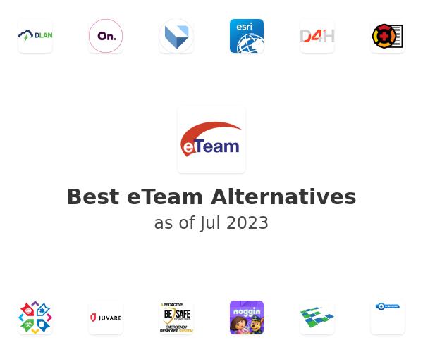 Best eTeam Alternatives