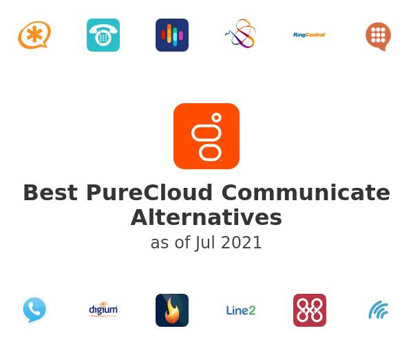 Best PureCloud Communicate Alternatives
