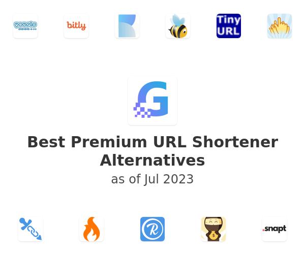 Best Premium URL Shortener Alternatives