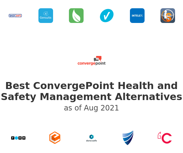 Best ConvergePoint Health and Safety Management Alternatives