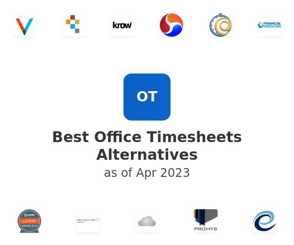 Best Office Timesheets Alternatives