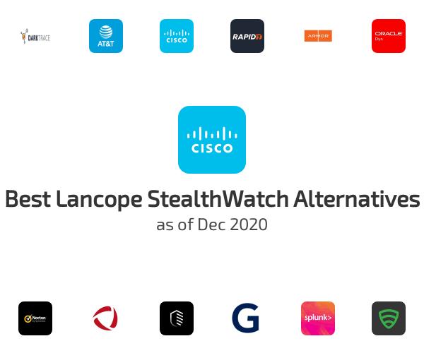 Best Lancope StealthWatch Alternatives