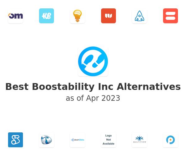 Best Boostability Inc Alternatives