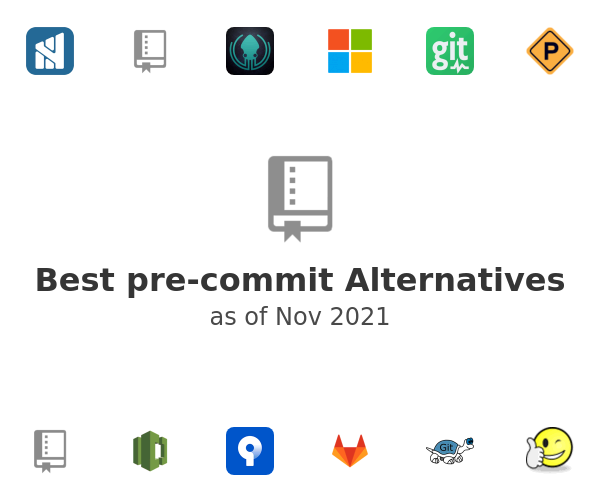 Best pre-commit Alternatives