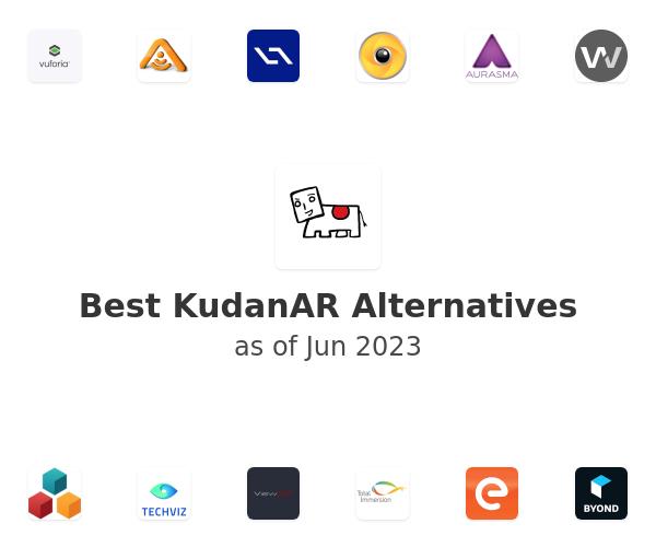 Best KudanAR Alternatives