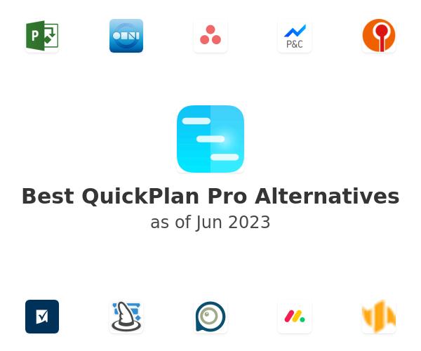 Best QuickPlan Pro Alternatives