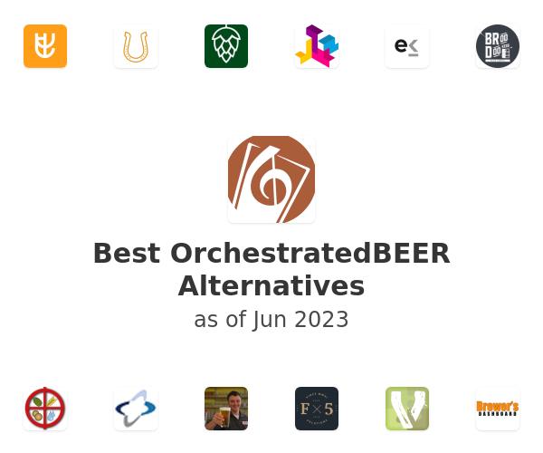 Best OrchestratedBEER Alternatives