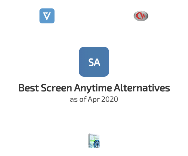 Best Screen Anytime Alternatives