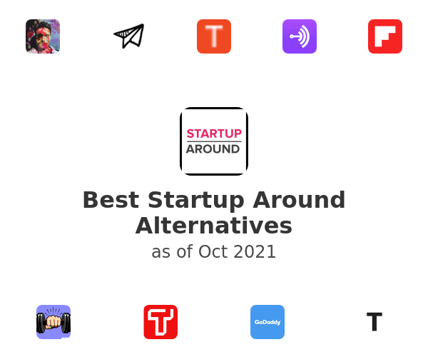 Best Startup Around Alternatives