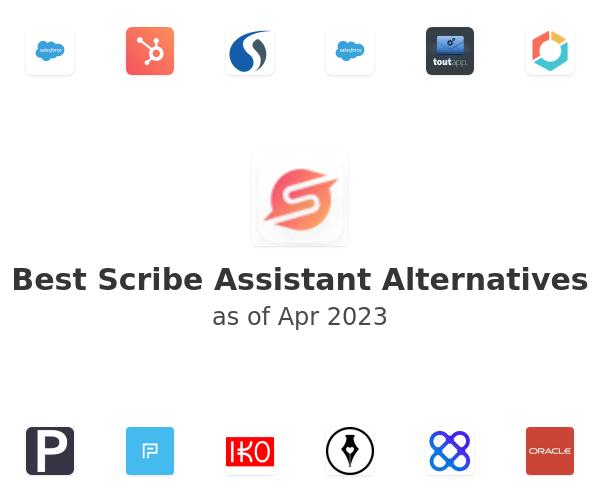 Best Scribe Assistant Alternatives