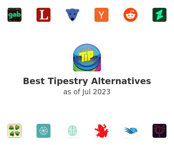 Best Tipestry Alternatives