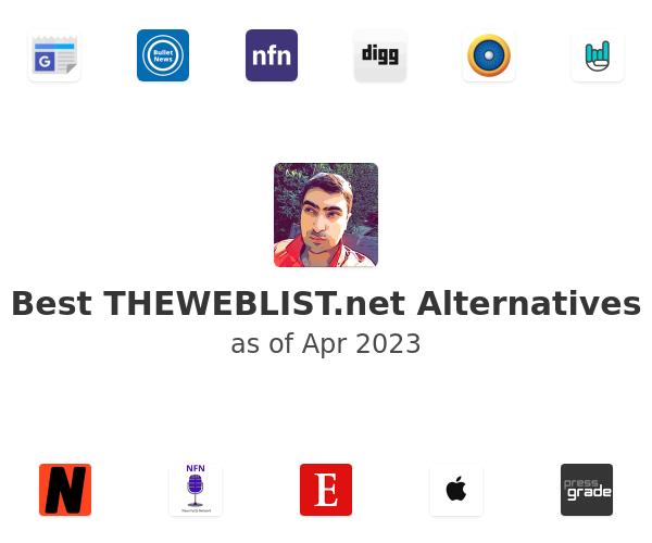 Best THEWEBLIST.net Alternatives