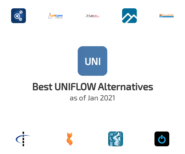 Best UNIFLOW Alternatives