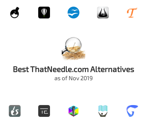 Best ThatNeedle.com Alternatives