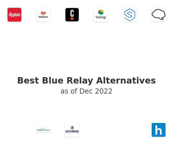 Best Blue Relay Alternatives