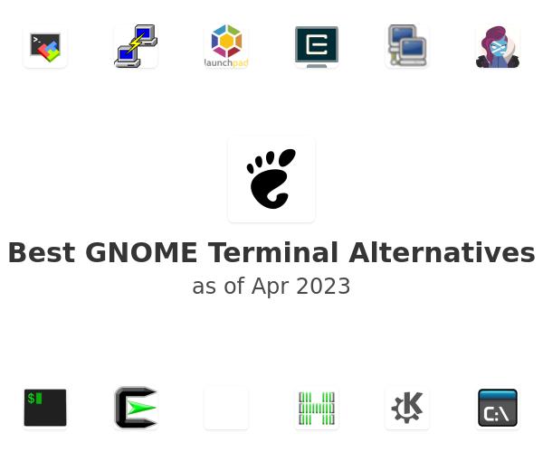 Best GNOME Terminal Alternatives