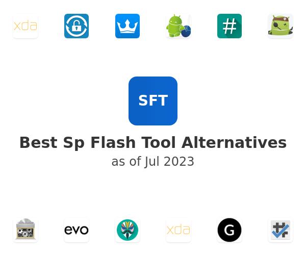 Best Sp Flash Tool Alternatives