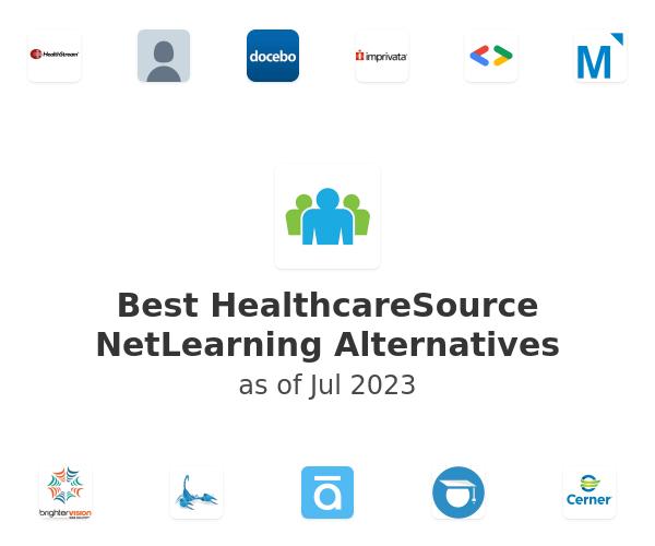 Best HealthcareSource NetLearning Alternatives