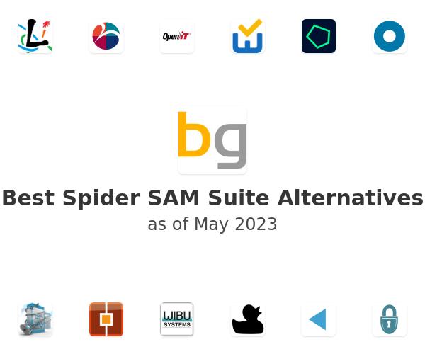 Best Spider SAM Suite Alternatives