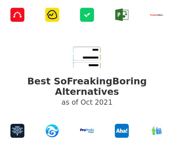 Best SoFreakingBoring Alternatives