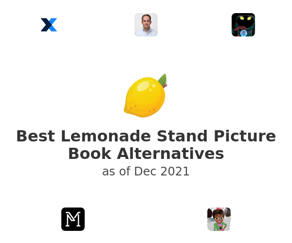 Best Lemonade Stand Picture Book Alternatives