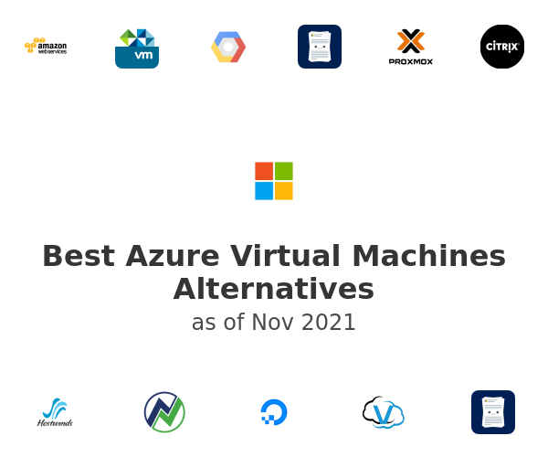 Best Azure Virtual Machines Alternatives