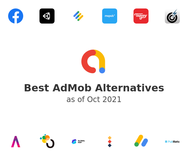 Best AdMob Alternatives